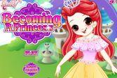Стать принцессой