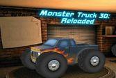 Монстр грузовик 3D