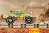 Сумасшедшие монстр грузовики