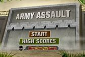 Нападение на армию