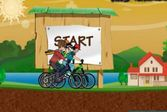 Бакуган: Гонки на велосипедах