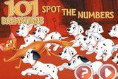 101 далматинец: Поиск цифр