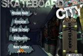 На скейте 3д