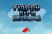 Злые птицы: Флаппи птица - Времена года