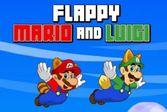 Летающие Марио и Луиджи