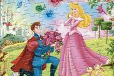 Спящая Красавица: Пазл с Авророй и Филиппом