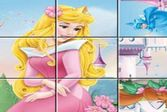 Принцесса Аврора: Вращающийся пазл