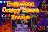 Хэллоуин - жуткий дом