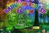 Спасение лесной радуги