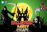 Хэллоуин - партийное спасение