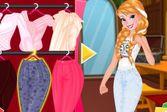 Принцессы Диснея: Оригами мода