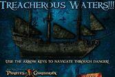 Пираты Карибского моря предательские воды