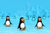 Катапульта безумных пингвинов
