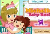 Мишель уход за ребёнком
