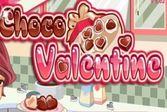 Шоколадные Валентинки