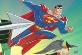Лига справедливости - супермен