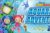 Умизуми в аквариуме