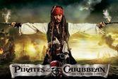 Пираты Карибского моря разрушают крепости