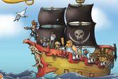 Злобные пираты Карибского моря 2