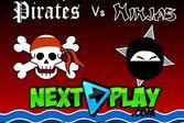 Пираты Карибского моря против ниндзя