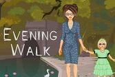 Вечерняя прогулка с малышом