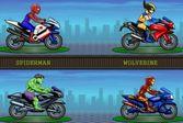 Эволюция героев