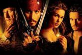Пираты Карибского моря воруют сокровища