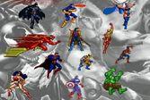 Битва супергероев
