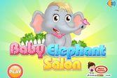Малыш слоник