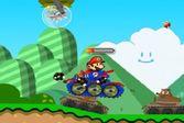 Марио в  танке