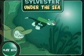Сильвестр под водой