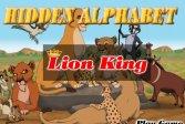 Король лев - скрытый алфавит
