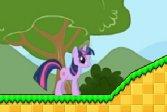 Искорка пони