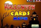 Карточный матч - Хэллоуин
