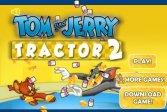 Том и Джери на тракторе 2