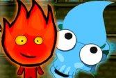 Огонь и Вода с привидениями