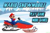 Марио и Снегоход
