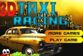 3D Гонка такси