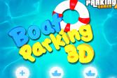 Парковка лодок 3D