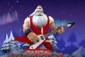Санта Клаус Рок Звезда 4