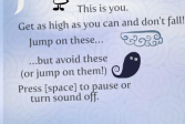 Прыжки по облакам дудл джамп