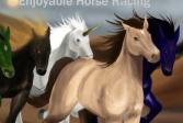 Благородный конь