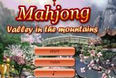 Маджонг. Долина в горах