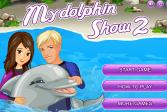 Выступает дельфин 2