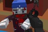 Пиксельная Война 2: Атака Зомби