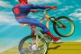 Супергерои на BMX