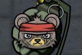 Медвежонок Тедди Против Зомби