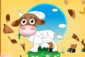 Пазл: Корова