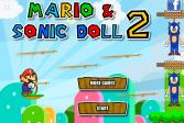 Марио и кукла Соника 2