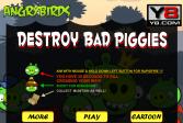 Уничтожь плохих свинок